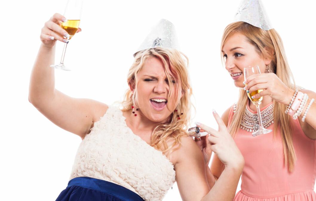 ETT GLASS ER NOK: Ifølge en ny studie vil bare én drink redusere en viktig kobling i hjernen, som påvirker den sosiale oppførselen din.  Foto: JanMika - Fotolia