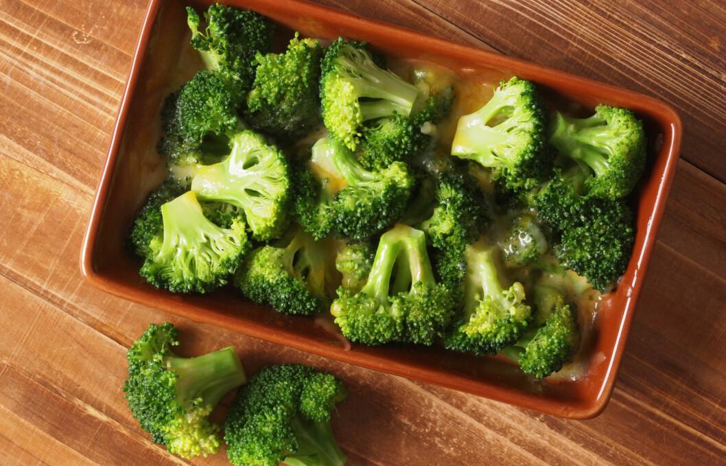 SPIS OPP BROKKOLIEN DIN: En ny studie viser at et stoff i grønnsaken kalt sulforafan, kan forebygge og redusere utviklingen av leddgikt.  Foto: Getty Images/iStockphoto