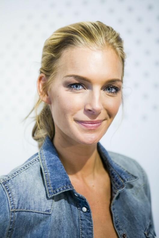 FASHION ADVISOR: Kathrine Sørland er Lindex fashion advisor. I denne saken får du tips om hennes favoritt-trender denne høsten! Foto: Per Ervland