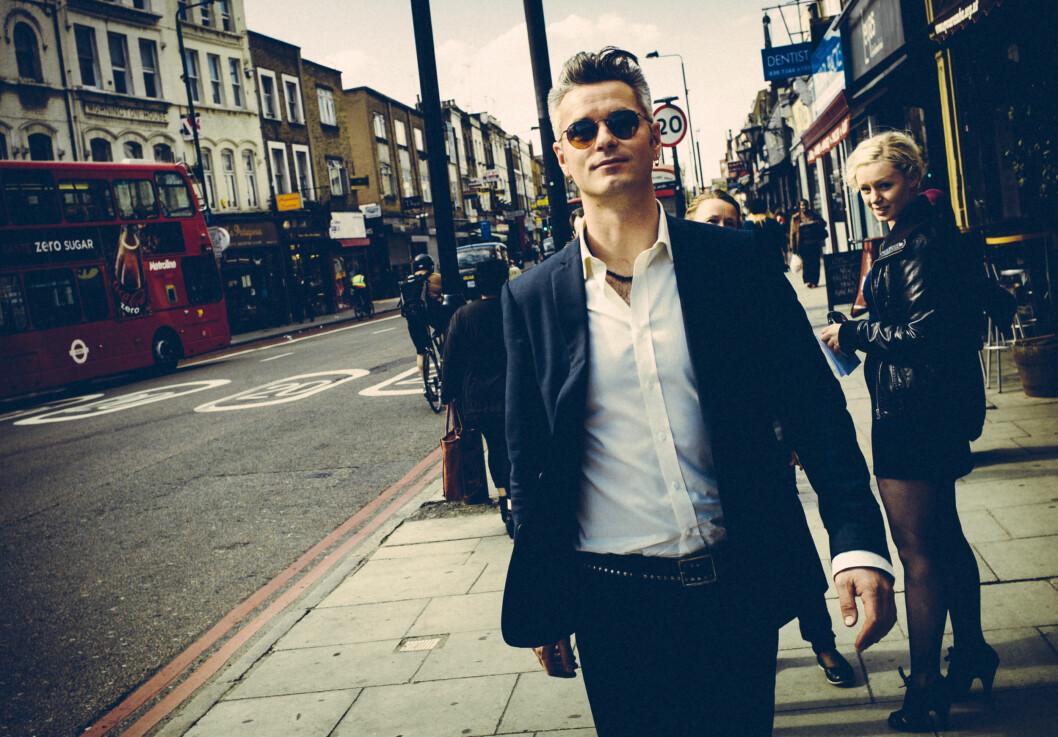 AMBISJONER: Janove Ottesen har fortsatt ambisjoner - selv om Kaizers Orchestra snart er forbi. Blant annet drømmer han om en opera på West End i London. Les hele saken i ukens KK! Foto: Morten Rakke