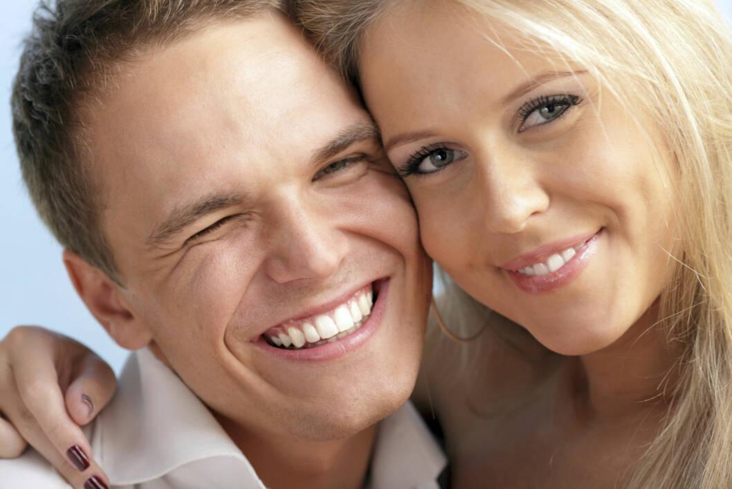 KRANGLET LITE: Parene i studien, som var mest lykkelige, var de som kranglet lite.  Foto: Thinkstock