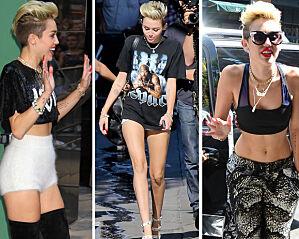 69de0759 Miley Cyrus: Hva har skjedd?