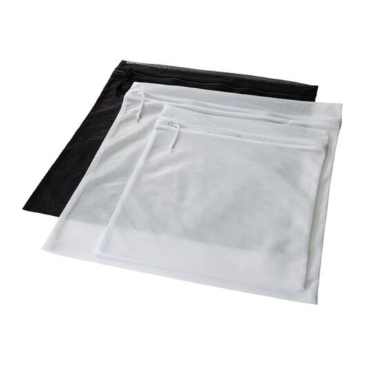 VASKEPOSE: Vaskeposer er superbillig og selges både i dagligvarebutikker, el-butikker og for eksempel på Ikea - hvor disse er fra (3 pk, 19 kroner).  Foto: Produsenten