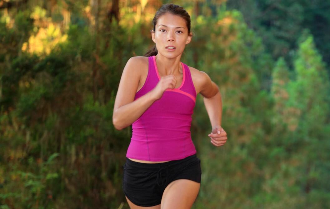 VIKTIG MED NÆRING: Det er veldig viktig med riktig mat i forbindelse med trening! Foto: Getty Images/iStockphoto