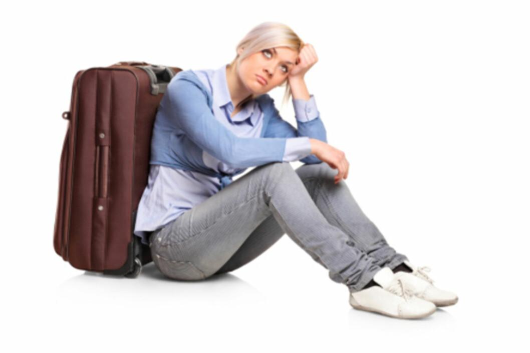 FORSVUNNET: Har ikke bagasjen din kommet til rette 14 dager etter hjemkomst, har du krav på erstatning.  Foto: Getty Images/iStockphoto