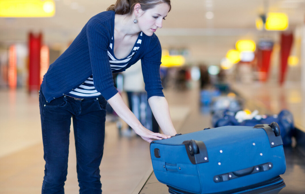 IKKE DIN KOFFERT?: For mange starter ferien med en skikkelig nedtur på flyplassen når bagasjen deres ikke er å finne. Da er det viktig å vite hva man har krav på.  Foto: lightpoet - Fotolia