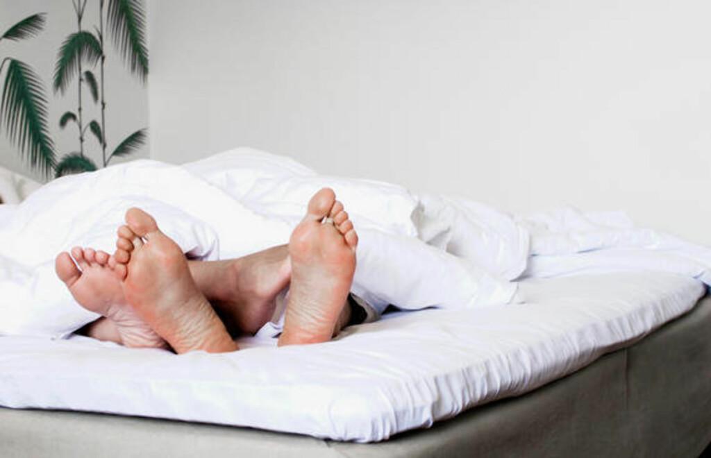 Uvanlig Søvn: Slik velger du riktig madrass - KK TV-77