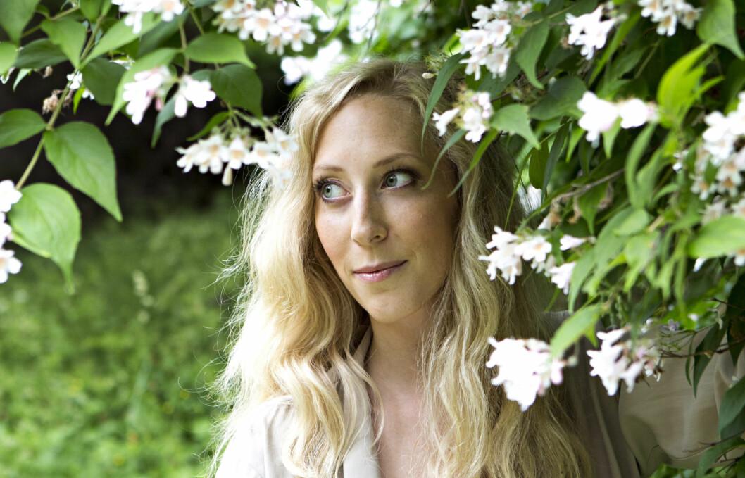 DEL AV SEKT: Forfatter Kaja Nylund vokste opp i en av landets mest lukkede sekter - Guds menighet.  Foto: All Over Press Norway