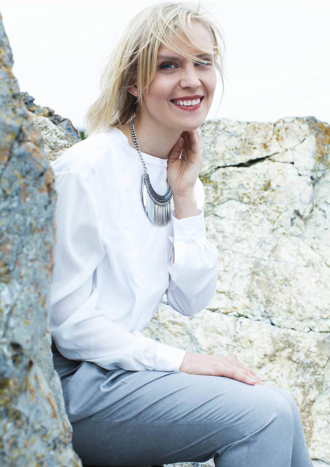 SUKSESSFORFATTER: Kjersti Annesdatter Skomsvold har hatt stor suksess med sine bøker.  Foto: All Over Press NorwayAll Over Pr