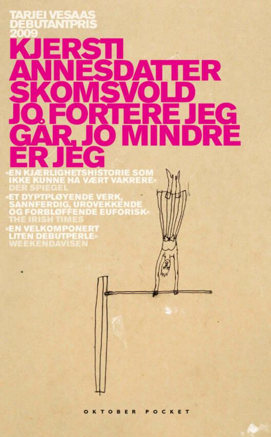 Kjersti Annesdatter Skomsvolds debutbok er oversatt til 21 språk.