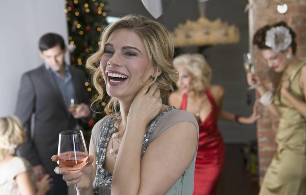 HOPPLA: Blir det for mye alkohol, er det lett å glemme hva vi sa og gjorde. Foto: Thinkstock