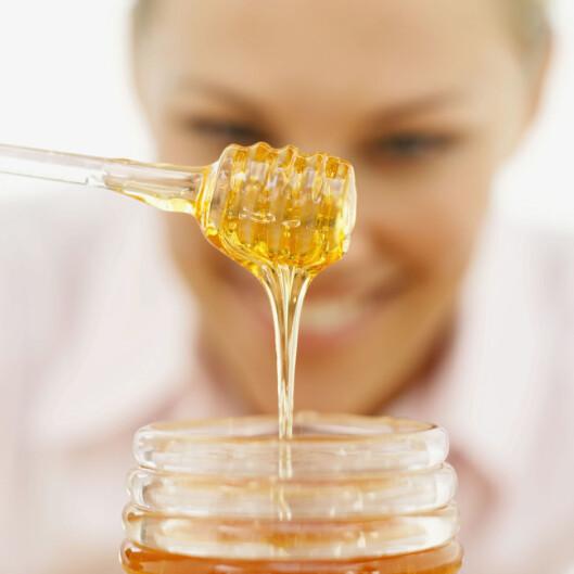 <strong>LINDRER:</strong> Har du honning i skapet kan det redde deg om du er stukket. Foto: Thinkstock
