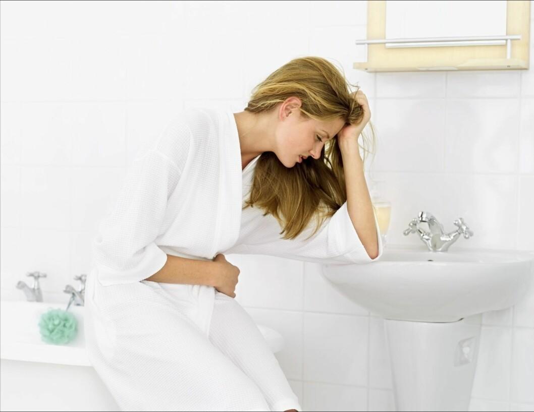 """<strong>KVINNER ER """"VERST"""":</strong> Forskerne hevder at kvinner er like ille som menn når det kommer til klaging over sykdom.  Foto: Thinkstock"""