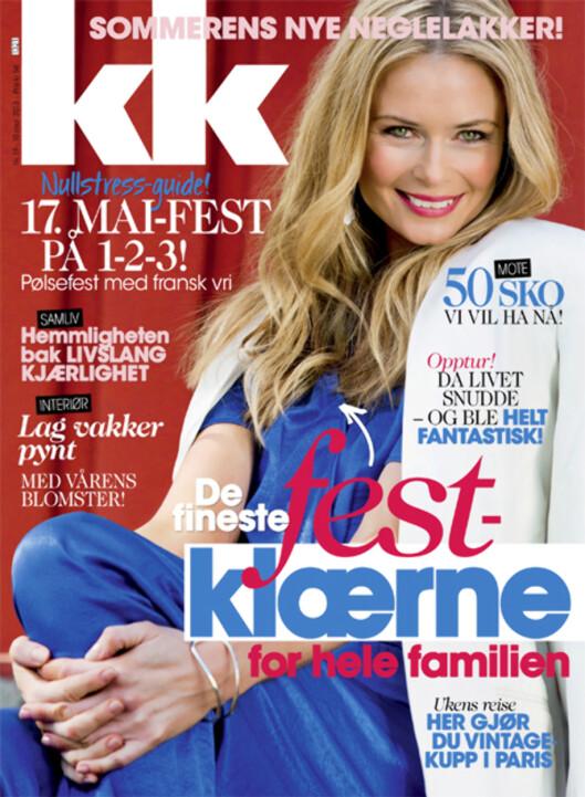 Les hele reportasjen i KK 19, som er i salg fredag 10. mai. Foto: KK