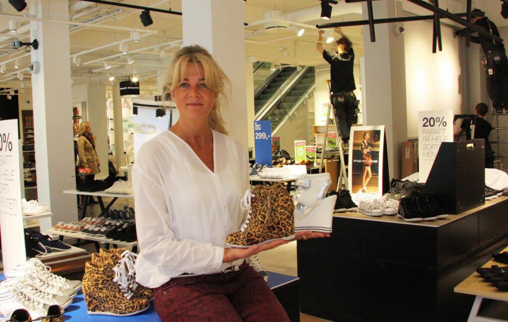 526b00fb APRIL: NilsonGroup åpner en av Norges største skobutikker i Karl Johansgate