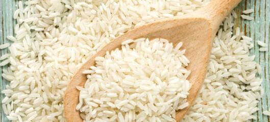 Derfor bør du skylle risen før koking