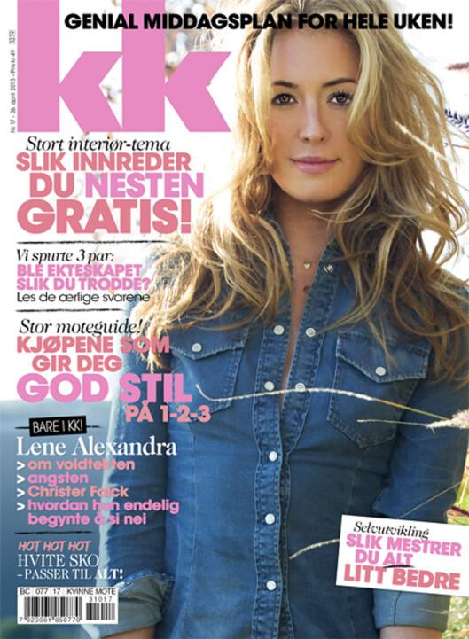 MER I KK 17: Hele intervjuet med de to jentene finner du i denne ukens KK - som er i salg fredag 26. april.  Foto: KK