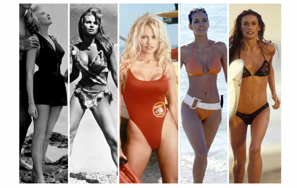 d5d36e5c TIDENES MEST SEXY: Sjekk de aller hotteste badedraktene og bikiniene fra  film- og tv
