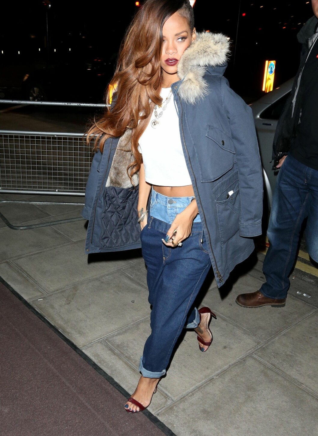 Rihanna Foto: All Over Press