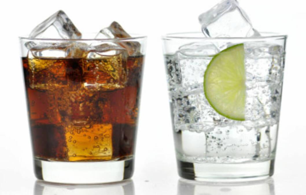 ERSTATTES: Søtningsstoffet Stevia skal erstatte sukkeret i den nye Sprite varianten.  Foto: Getty Images/iStockphoto