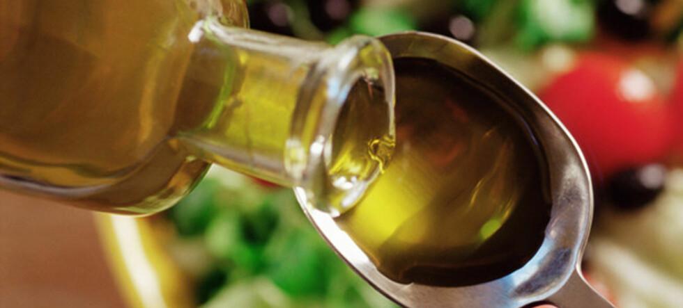 Slik kan olivenolje redde livet ditt