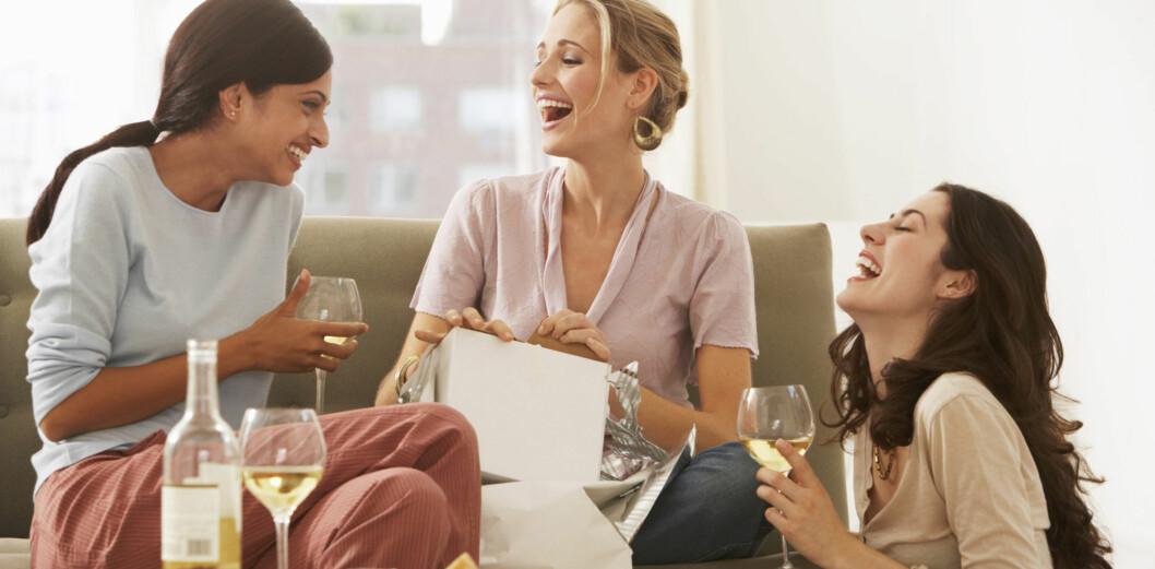 UPS: Ingen fare, gode venner synes det er sjarmerende når du gjør noe dumt og tabber deg ut. Foto: Thinkstock.com