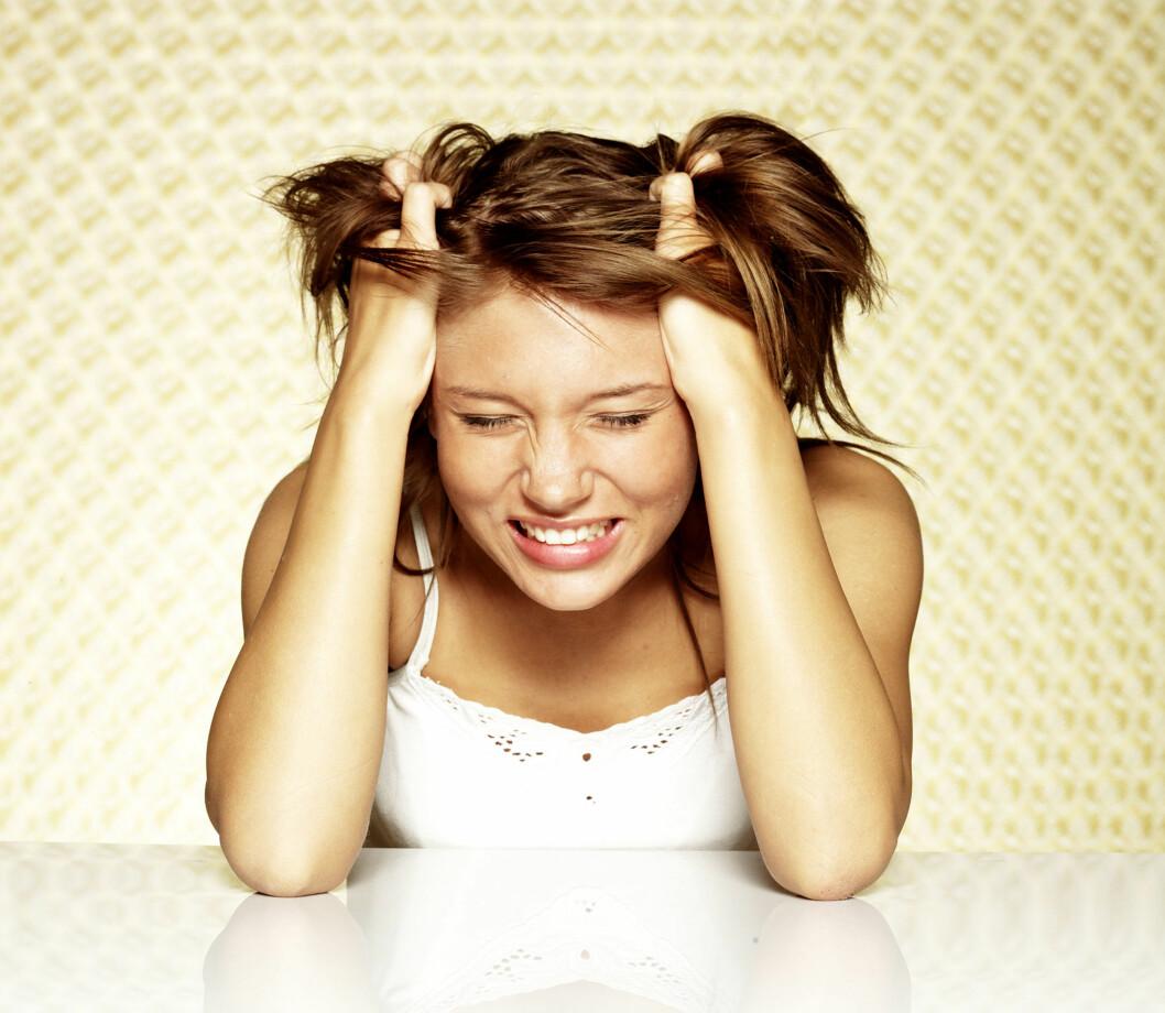 PÅVIRKER HVERDAGEN: Alle kjenner til at dårlige netter fører til dårlige dager. Lider du av hyppige mareritt? Da bør du kanskje oppsøke en psykolog eller søvnklinikk. Foto: Thinkstock