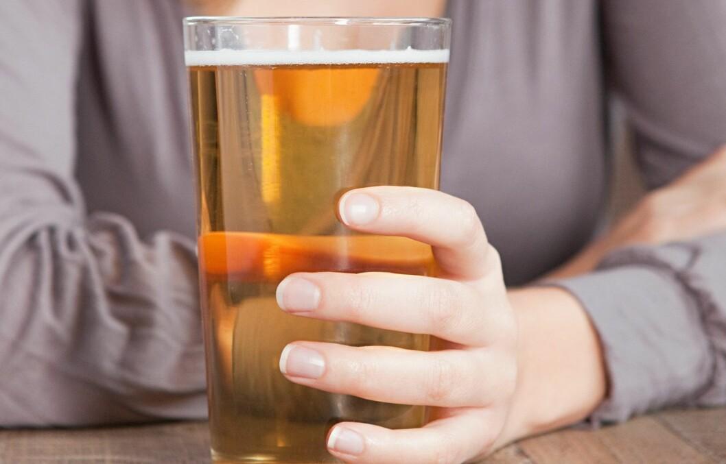 IKKE SÅ USUNT SOM DU TRODDE: En ny rapport viser at øl ikke nødvendigvis er så fetende som du trodde.  Foto: Thinkstock.com