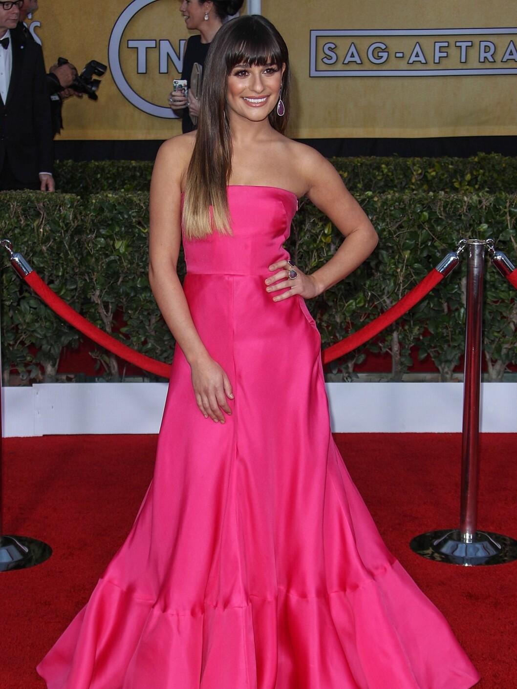 Lea Michele Foto: All Over Press