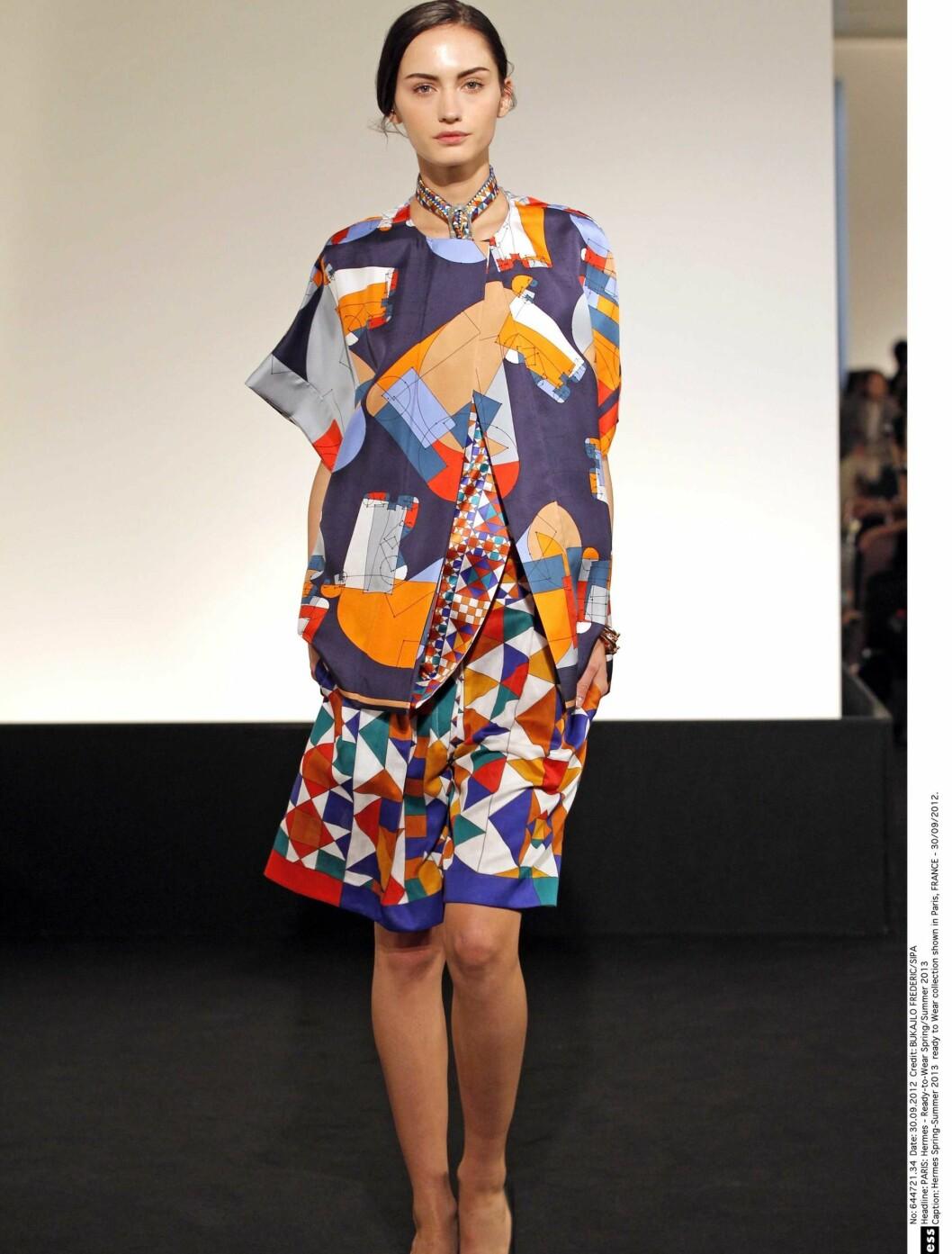 Hermès SS13 Foto: All Over Press