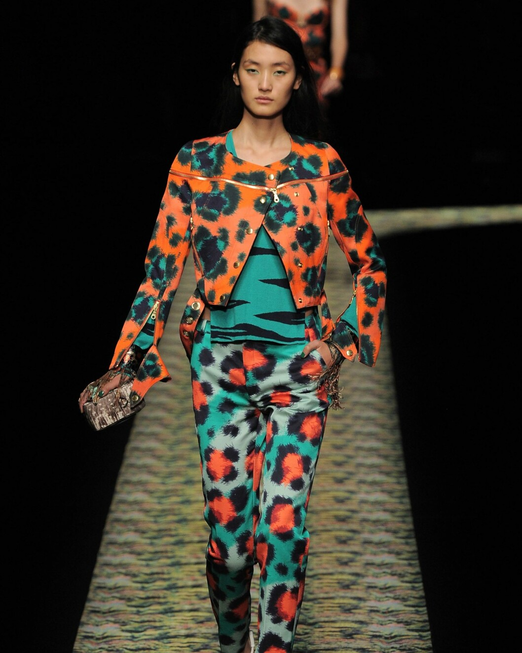Kenzo SS13 Foto: All Over Press