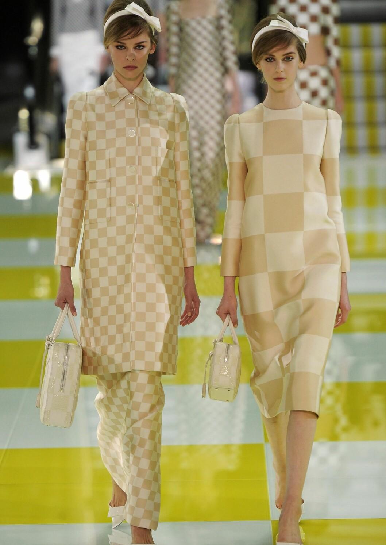 Louis Vuitton SS13 Foto: All Over Press