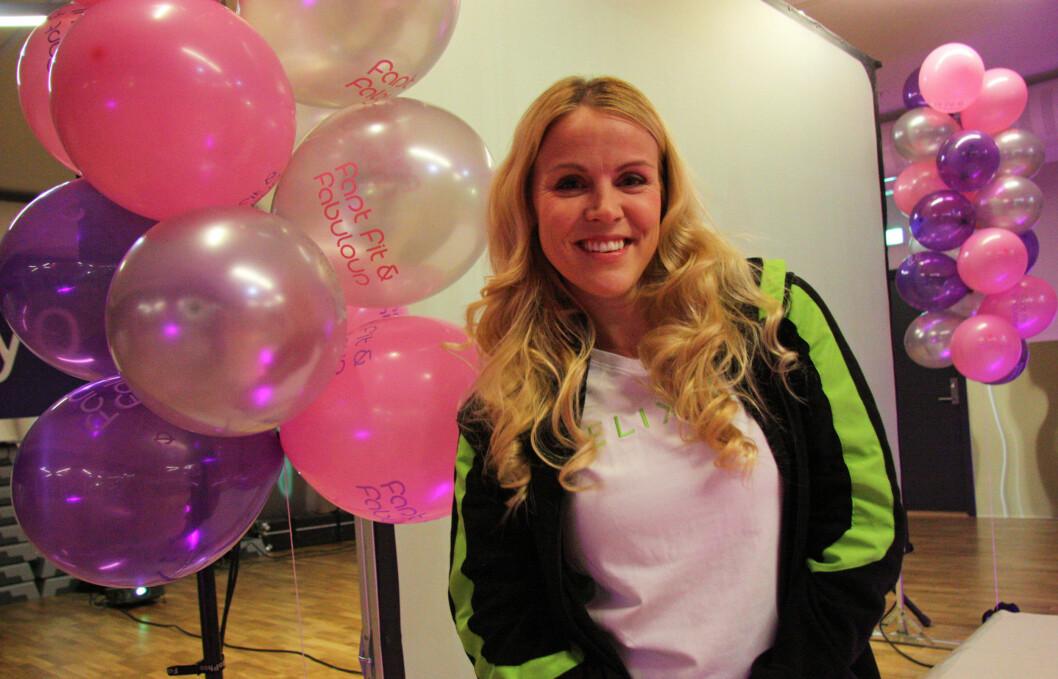 <strong>EKSPERT:</strong> Johanna Grønneberg Mesa jobber som personlig trener både i Hollywood og i Norge. Forskjellen på treningsønskene er stor. Foto: Silje Ulveseth