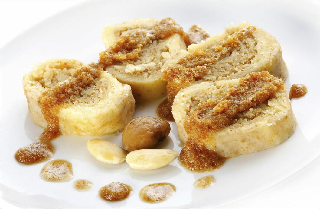 MANGE HELSEEGENSKAPER: Ettersom mandelsmør inneholder mye omega-3 fettsyrer kan det bidra til å senke kolesterolet (LDL)redusere risikoen for å rammes av blodpropp og hjelpe dem som er rammet av leddgikt. Foto: Thinkstock.com