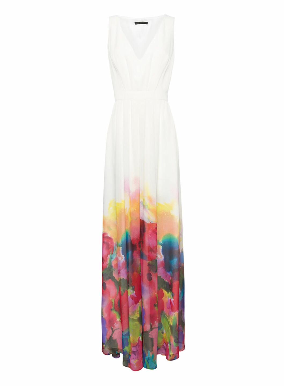 Lang drøm av en kjole (kr 899/Mango). Foto: Produsent