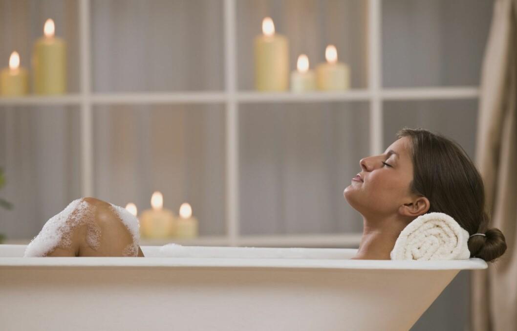 TA PAUSER: Stress kan være direkte skadelig for helsen din. Finn dine friminutt. Foto: Getty Images/Comstock Images
