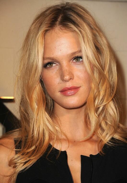 STJERNE: Heatherton har gått modell under de storstilte Victoria' Secret-showene hvert år siden 2008.  Foto: All Over Press