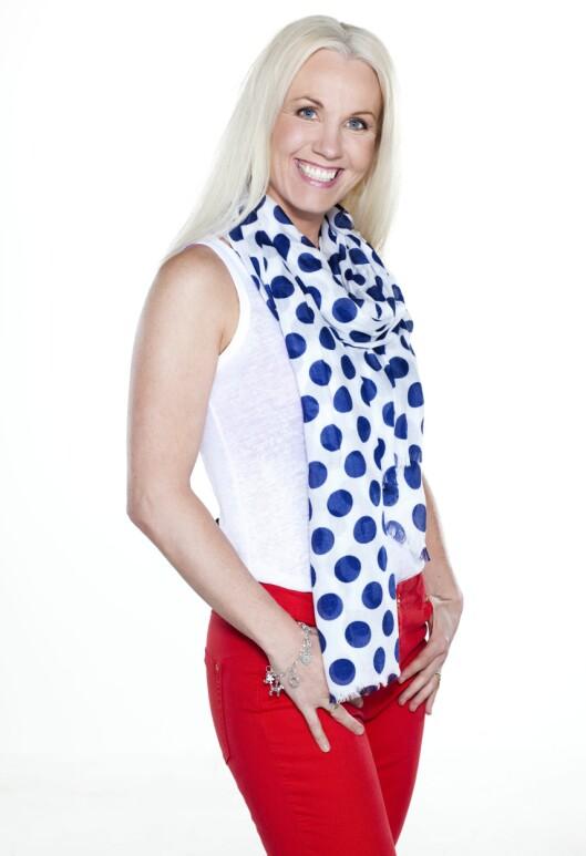 EKSPERTEN: Ina Garthe er KK.nos trenings- og kostholdsekspert, og holder regelmessige nettmøter her på KK.no. Neste nettmøte avholdes 10. mai.  Foto: Astrid Waller