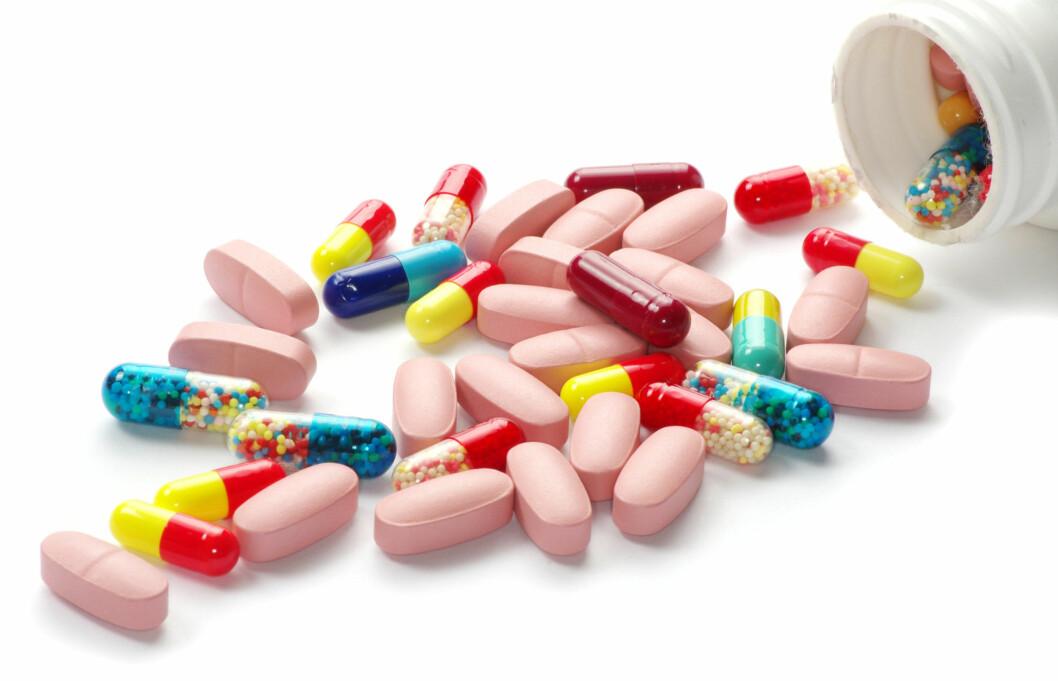 PØSER DU PÅ?: Det er liten vits i å hive innpå med ulike kosttilskudd. Så fremt du spiser sunt og variert og ikke har spesielle mangler/sykdommer, trenger kroppen din kun et fåtall - og de finner du i saken nedenfor! Foto: Thinkstock.com