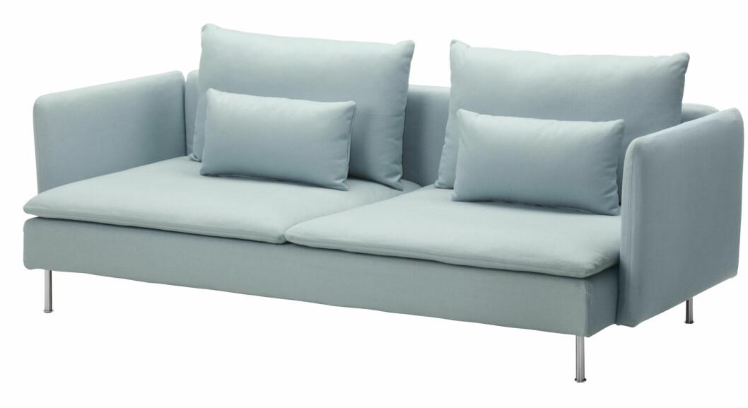 3-seters sofa (kr 4.350). Foto: Produsenten