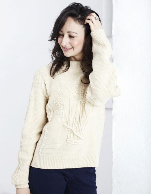SJEFDESIGNER: Luisa Triana er sjefdesigner ved Vero Moda. Foto: Vero Moda