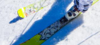 Slik blir skiene dine nesten som nye
