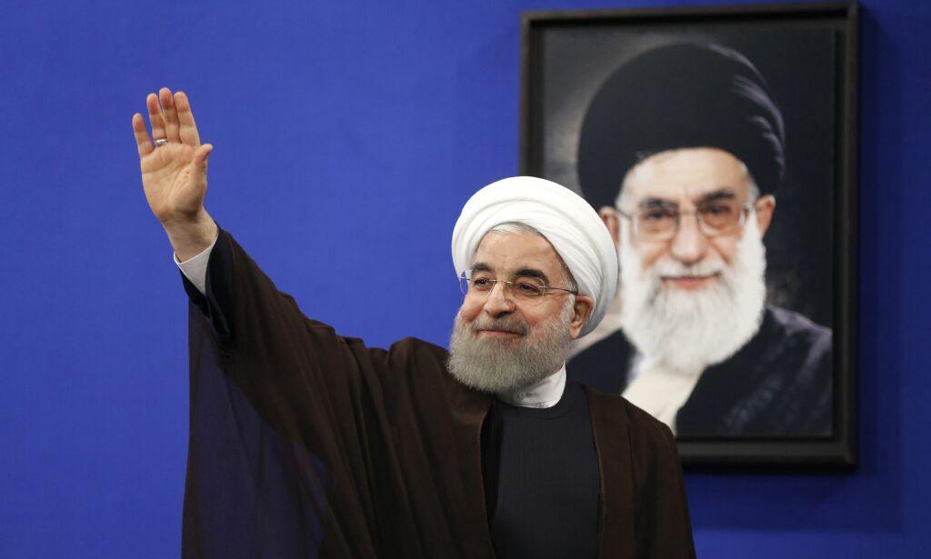 image: Iran truer med å trekke seg fra atomavtale