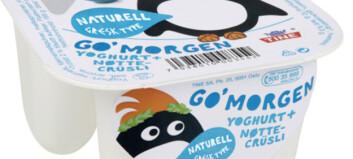 Har du sett den nye Go' Morgen-yoghurten?