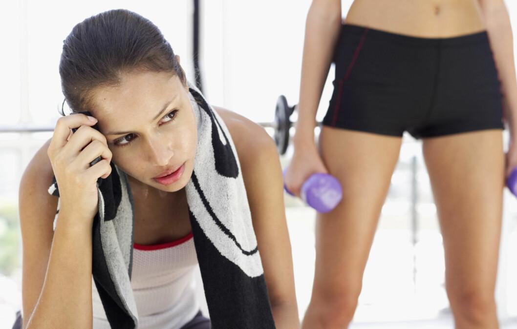 IKKE NØDVENDIG: Ifølge treningsekspert Inge Thomas Ravlo er det ikke nødvendig med pause/restitusjonsdager så fremt du ikke trener veldig hardt hver gang.  Foto: Thinkstock