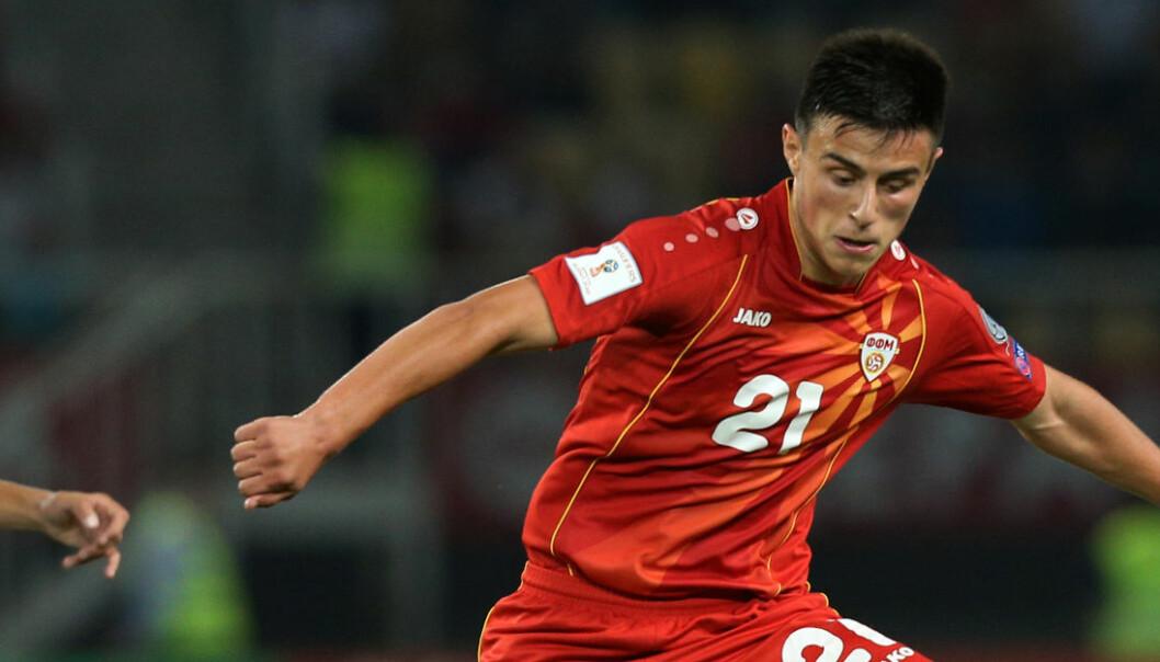 Blant tsjekkiske perler og spanske favoritter er Eljif (18) mannen å se opp for i U21-EM