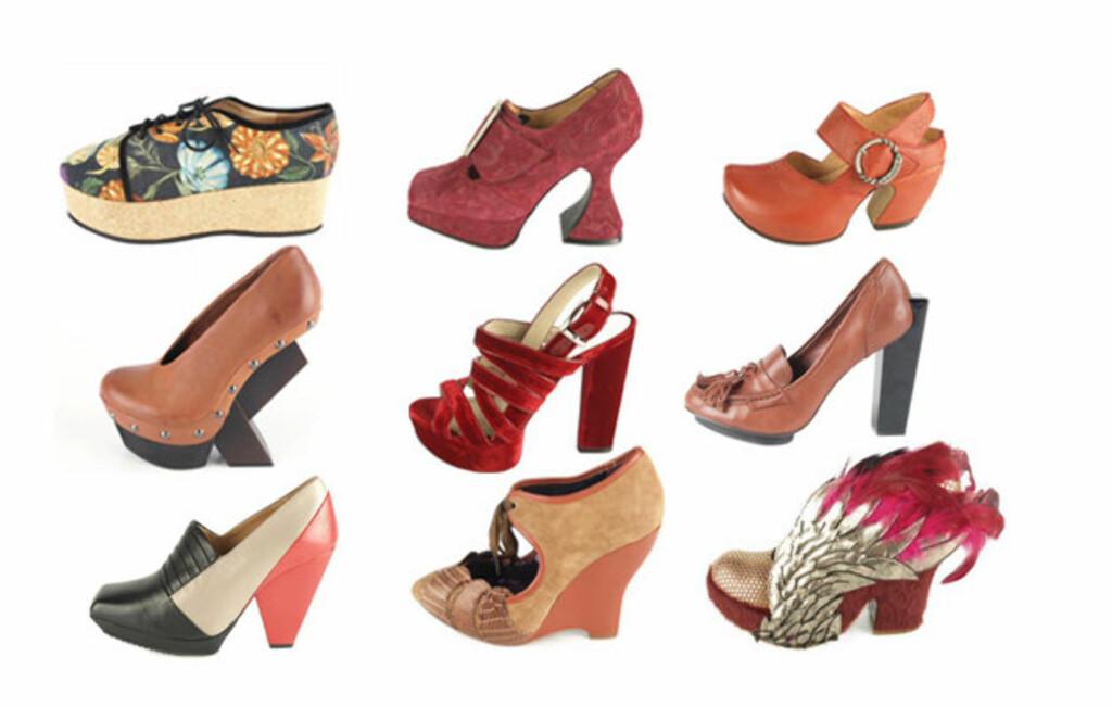 64965574 FARGESTERKT OG ANNERLEDES: Vår-og sommernyhetene hos norges største  skobutikk på nett, er