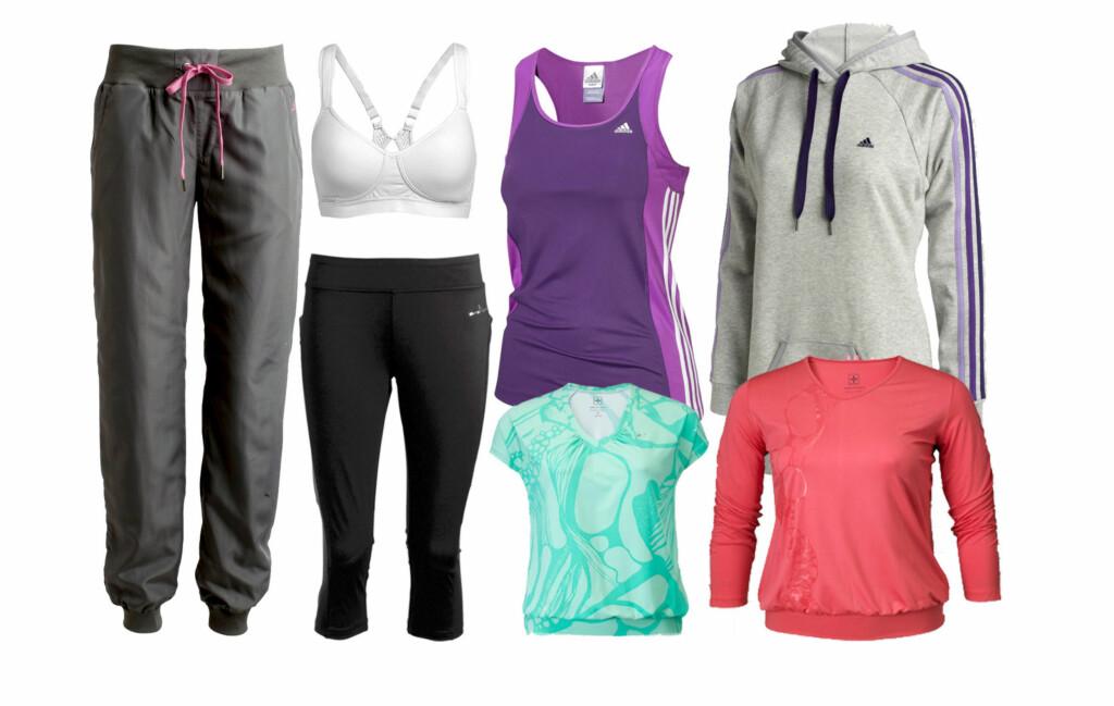0a73cdfe Treningsklær: Trendy treningstøy for XL-kvinner - KK