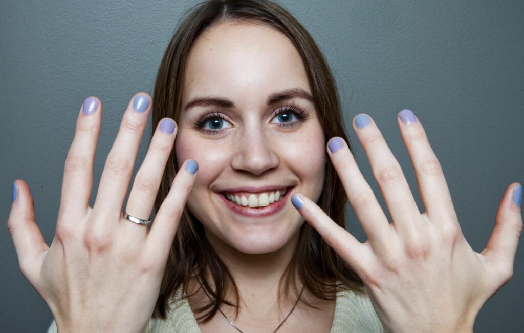 6fff3d15d Neglelakk: Norske jenter er neglelakkgærne - KK