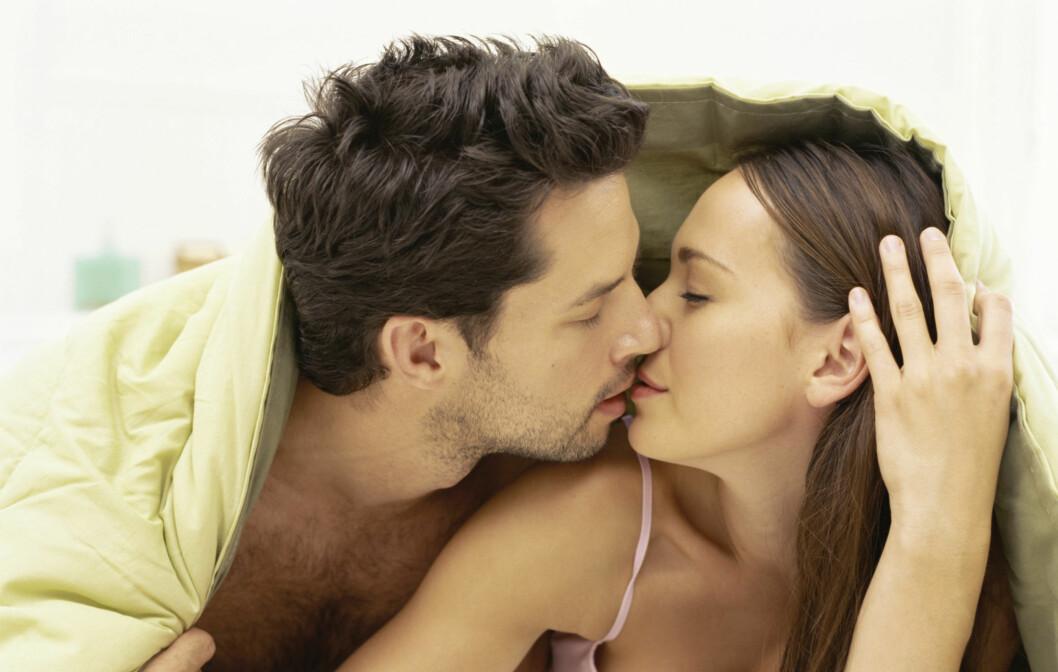 TA SJENSEN: Når du møter en annen kan du aldri være sikker. Du blir nødt til å leve med en viss usikkerhet, en viss risiko. Foto: Thinkstock